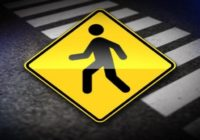 How to avoid pedestrian accident at night?