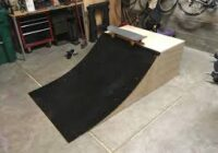 Building Your Own Skateboard Ramp